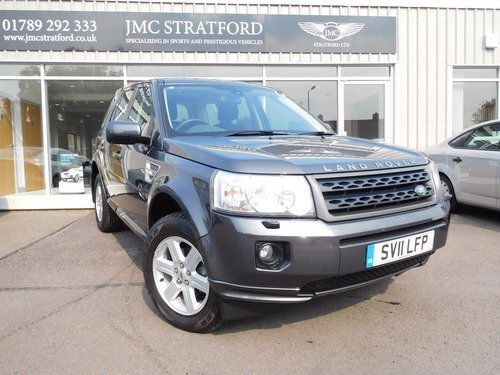 Land Rover Freelander 2.2 SD4 GS AUTO LOW RATE FINANCE AT 6.9% APR Representative
