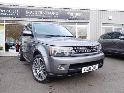 Land Rover Range Rover Sport 3.6 TDV8 HSE LOW RATE FINANCE AT 6.9% APR Representative