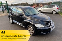 Chrysler PT Cruiser LIMITED - FULL MOT - ANY PX WELCOME