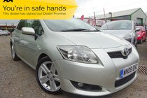 Toyota Auris SR 180 D-CAT
