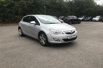 Vauxhall Astra HATCHBACK 1.6i 16V EXCLUSIVE 5dr  fantastic condition throughout