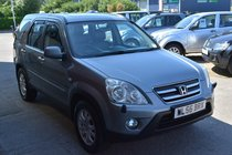 Honda CR-V CTDI SPORT 5 DOOR 4X4 *LEATHER*SUNROOF*F.S.H.*