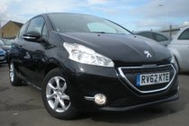 Peugeot 208 Active 1.2 VTi, TWENTY POUNDS ANNUAL TAX