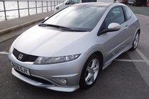 Honda Civic 1.8 I-VTEC TYPE S GT