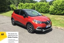 Renault Captur GT LINE DCI FULL SERVICE HISTORY SAT NAV BLUETOOTH AIR CON