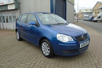 Volkswagen Polo 1.4 SE Automatic 48k miles