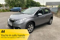 Peugeot 2008 BLUE HDI ACTIVE