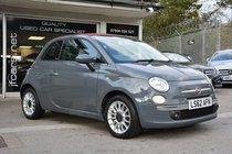 Fiat 500 C LOUNGE