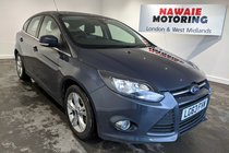 Ford Focus ZETEC ECONETIC TDCI