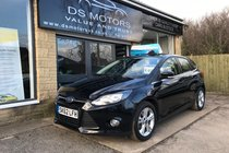 Ford Focus Zetec 1.6 Ti-VCT 125 PS