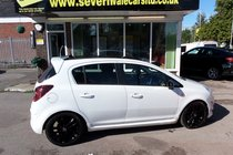 Vauxhall Corsa LIMITED EDITION finance with us