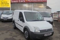 Ford Connect TDCI T220 LX SWB P/V 90 No VAT!