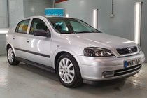 Vauxhall Astra SXI 16V DUALFUEL