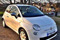 Fiat 500 SOLD
