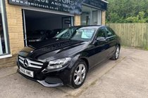 Mercedes C Class C 200 D SE EXECUTIVE EDITION