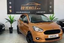 Ford Ka ZETEC COLOUR EDITION