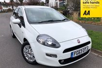 Fiat Punto 1.2 EASY-HPI CLEAR-FSH-JUST SERVICED