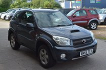 Toyota RAV4 D-4D XT-R 3 DOOR 4X4 *READY TO GO!*