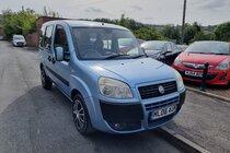 Fiat Doblo JTD DYNAMIC (105BHP)
