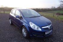 Vauxhall Corsa Club 1.2i 16v