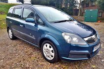 Vauxhall Zafira 16V LIFE #7Seater ~FinanceAvailable