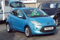 Ford Ka ZETEC 1.2 77,000 MILES SERVICE HISTORY LOW INSURANCE GROUP
