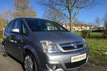 Vauxhall Meriva Design 1.7CDTi 16v VIP