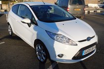 Ford Fiesta Zetec 1.25 #FinanceAvailable