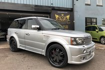 Land Rover Range Rover Sport 2.7 TDV6 HSE - 2012 PRESTIGE S WIDE ARCH LIMITED EDITION