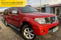 Nissan Navara DCI LONG WAY DOWN EXPEDITION