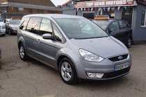 Ford Galaxy Zetec 2.0TDCi 140 PS