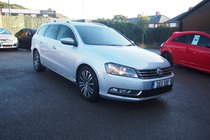 Volkswagen Passat 2.0 TDI SPORT BLUEMOTION TEC 140PS FULL VW SERVICE HISTORY ! 99% FINANCE APPROVAL !