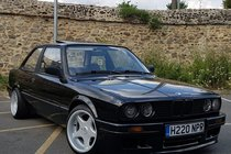 BMW 3 SERIES E30 2.8 ( m52b28 ) engine, spec ordered wheels from Germany , and more