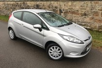 Ford Fiesta Style plus 1.25 082