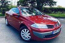 Renault Megane DYNAMIQUE VVT 136