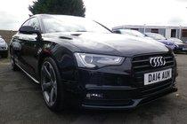 Audi A5 SPORTBACK TDI S LINE BLACK EDITION