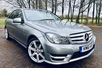 Mercedes C Class C220 CDI BLUEEFFICIENCY SPORT ED125