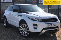 Land Rover Range Rover Evoque SD4 DYNAMIC