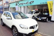 Nissan Qashqai DCI 360 PAN ROOF, DIESEL , MANUAL