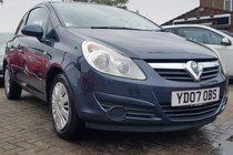 Vauxhall Corsa 1.2 i 16v Club 3dr 1 FORMER KEEPER, GREAT 1ST CAR