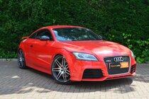 Audi TT RS PLUS TFSI QUATTRO
