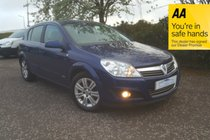 Vauxhall Astra Design Freshly Serviced Fully Warranted With AA Cover