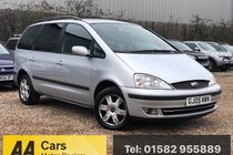 Ford Galaxy GHIA TDi