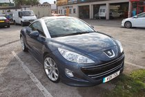 Peugeot RCZ 2.0 HDI FAP GT 163BHP - Winter Clearance - (NOW AT TRADE PRICE) Low mileage car Full Peugeot Service History - £1500 Off