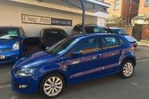 Volkswagen Polo 1.4 85 PS SEL DSG