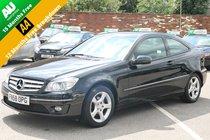 Mercedes CL CLC220 CDI SE
