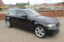 BMW 1 SERIES 118d EDITION ES