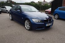 BMW 3 SERIES 318d M SPORT FULL SERVICE HISTORY ! M SPORT EXTRAS ! 99% FINANCE APPROVAL !