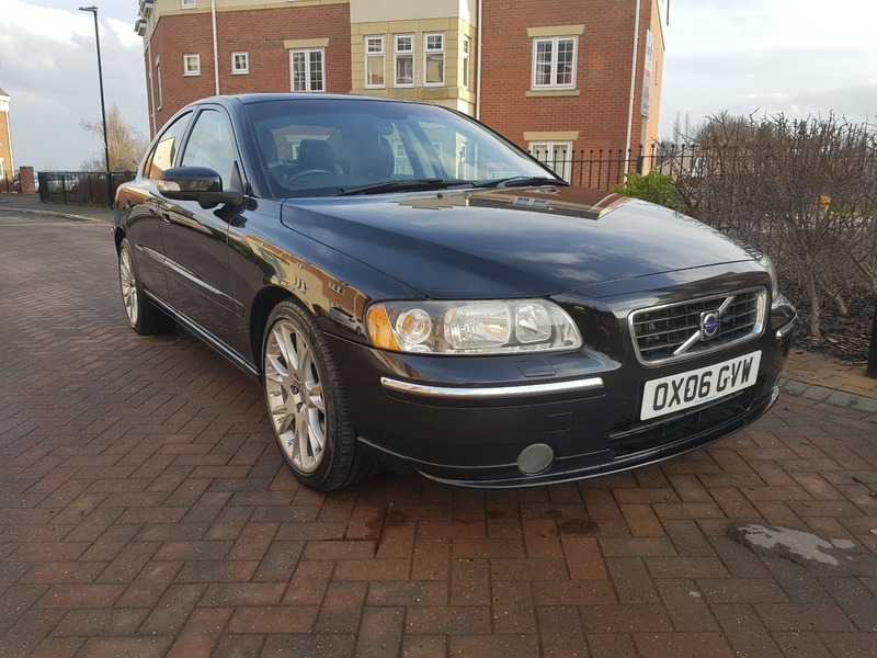 volvo s60 d5 185 bhp se credible car sales. Black Bedroom Furniture Sets. Home Design Ideas