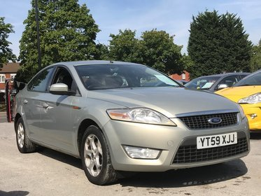 Ford Mondeo 1.8TDCI ZETEC ** FSH + CAMBELT DONE **